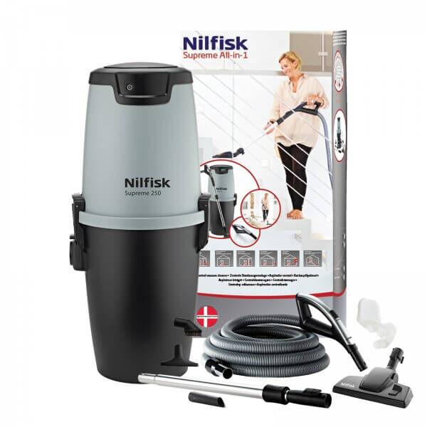 Nilfisk All-in-1 Supreme 250 Wireless+