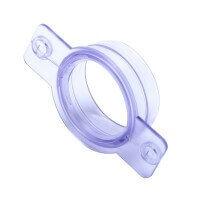 Formteil aus Kunststoff für Übergang HT-PVC Rohr