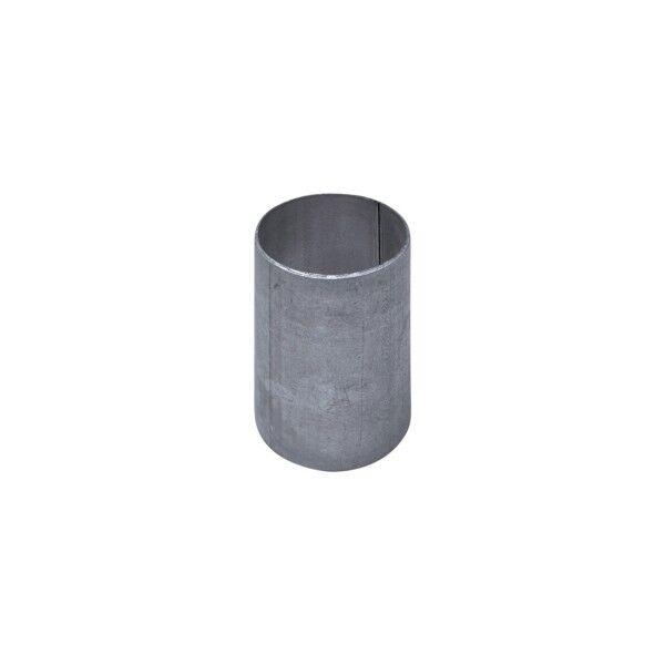Rohrverbinder aus Metall für Abluftleitung