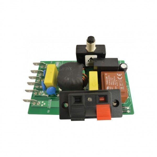 Steuerplatine für crossvac Zentralstaubsauger 2750 und 3725, ebenfalls geeignet für Cyclovac Modelle